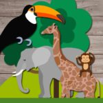 Kids Zoo Game: Educational games for toddlers MOD APK 1.8