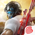 Knives Out-No rules, just fight! MOD APK 1.262.479193
