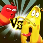 Larva Heroes: Battle League MOD APK 2.5.3