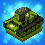 Merge Tanks: Funny Spider Tank Awesome Merger MOD APK 2.3.7