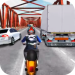 Moto racing –  Traffic race 3D MOD APK 1.4