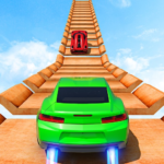 New Mega Ramp Crazy Car Stunts Games MOD APK 1.0.38