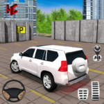 Prado luxury Car Parking: 3D Free Games 2019 MOD APK 7.0.1