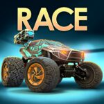 RACE: Rocket Arena Car Extreme MOD APK