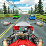 Racing In Moto Traffic Stunt Race MOD APK 1.19