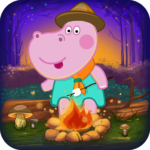 Scout adventures. Camping for kids MOD APK 1.0.9