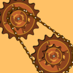 Steampunk Idle Spinner: Coin Factory Machines MOD APK 1.9.3.4