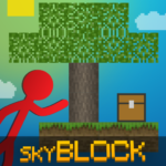 Stickman vs Multicraft: Skyblock Craft MOD APK 1.1.3
