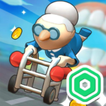 Strong Granny – Win Robux for Roblox platform MOD APK 3.2