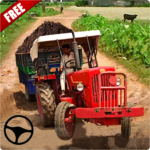 Tractor Trolley: Offroad Driving Tractor Trolley MOD APK 1.5