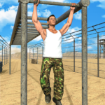 US Army Training School Game: Obstacle Course Race MOD APK 4.0.0