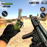 Battleground Fire Cover Strike: Free Shooting Game MOD APK 2.1.4