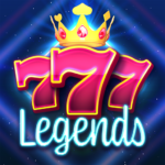 Best Casino Legends: 777 Free Vegas Slots Game MOD APK 1.92.04