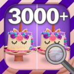 Find & Spot the difference game – 3000+ Levels MOD APK 1.2.95