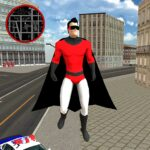 Flying SuperHero Rope Vegas Rescue MOD APK 2.7