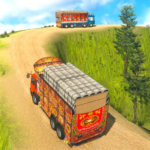 Indian Cargo Truck Driver Simulator Game -Forklift MOD APK 1.20