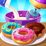 🍩🍩Make Donut – Interesting Cooking Game MOD APK 5.3.5038