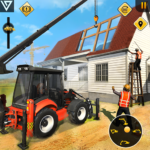 Mobile Home Builder Construction Games 2021 MOD APK 1.9