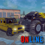 Offroad Simulator Online: 8×8 & 4×4 off road rally MOD APK 2.5.4