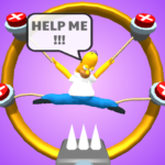 Save the Dude! Rope Puzzle Game MOD APK 1.0.33