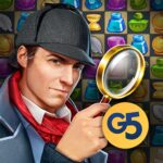 Sherlock: Hidden Match-3 Cases MOD APK 1.3.300