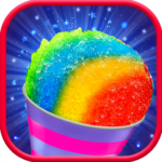 Snow Rainbow Ice Cone Maker: Icy Candy fun MOD APK 1.0.9