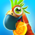 Spin Voyage: raid coins, build and master attack! MOD APK 1.18.04
