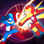Stickman Heroes Fight – Super Stick Warriors MOD APK 1.1.4