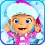 Talking Baby Babsy Winter Fun MOD APK 210104