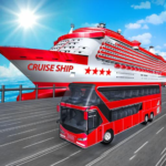 Transport Cruise Ship Game Passenger Bus Simulator MOD APK 2.8