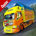 Truck Canter Simulator Indonesia 2021 – Anti Gosip MOD APK 2.1