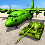 US Army Tank Transporter Truck Driving Games 2021 MOD APK 1.9