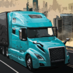 Virtual Truck Manager 2 Tycoon trucking company MOD APK 1.0.15