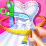 💒💍Wedding Dress Maker – Sweet Princess Shop MOD APK 5.3.5038