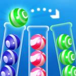 Ball Match Puzzle:Color Sort Bubbles MOD APK 1.1.7