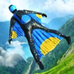 Base Jump Wing Suit Flying MOD APK 1.2