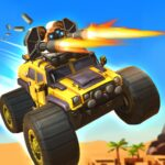 Battle Cars: Monster Hunter MOD APK 2.1