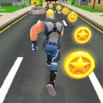 Battle Run – Endless Running Game MOD APK 1.0.2