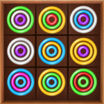 Color Rings – Colorful Puzzle Game MOD APK 3.4
