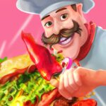 Cooking Warrior: Cooking Food Chef Fever MOD APK 2.6