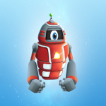 Dig & Fly: Puzzle Space Colony Clicker MOD APK 0.2.0