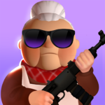 Granny Games: Spy Shoot Master Fight for Survival! MOD APK 0.0.8