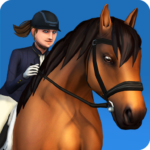 Horse World Showjumping Premium – for horse fans MOD APK