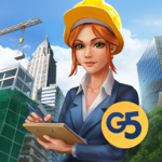 Mayor Match: Town Building Tycoon & Match-3 Puzzle MOD APK 1.1.102