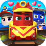 Mighty Express – Play & Learn with Train Friends MOD APK 1.3.1