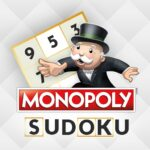 Monopoly Sudoku – Complete puzzles & own it all! MOD APK 0.1.36