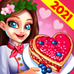 My Cafe Shop – Indian Star Chef Cooking Games 2021 MOD APK 1.14.3