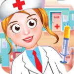 My Pretend Play Hospital Games: Doctor Town Life MOD APK