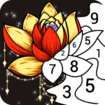 Paintist 2021 – Coloring Book & Color by Number MOD APK 2.8.980