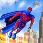 Superhero Captain Robot Games: Super Hero Man Game MOD APK 2.0.0